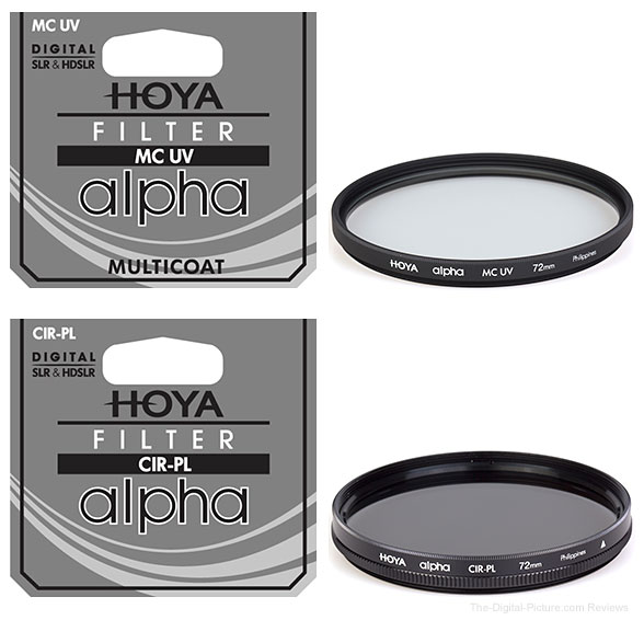 Hoya Alpha Filters