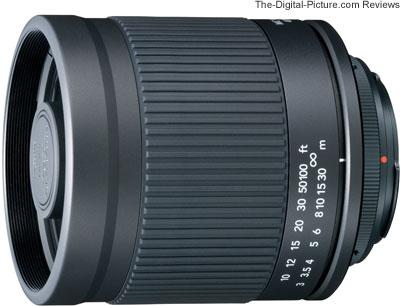 Kenko 400mm f/8 Mirror Lens