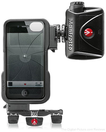 Manfrotto KLYP Case + ML240 LED Light