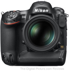 Nikon D4 DSLR Camera
