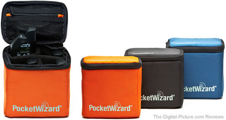 PocketWizard Photo Products Storage Solution