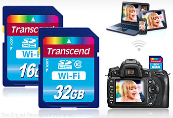 Transcend Wi-Fi SD Card