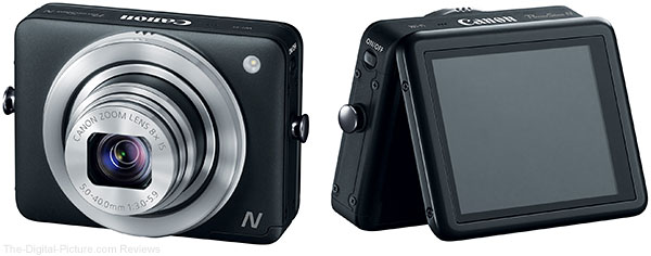 Canon PowerShot N Digital Camera