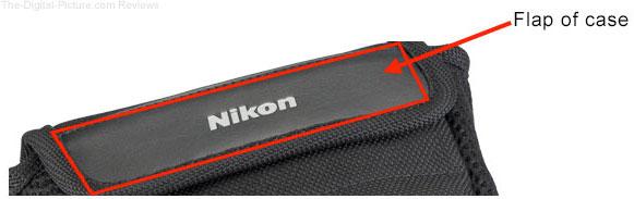 Nikon CF-DC7 Soft Case Flap