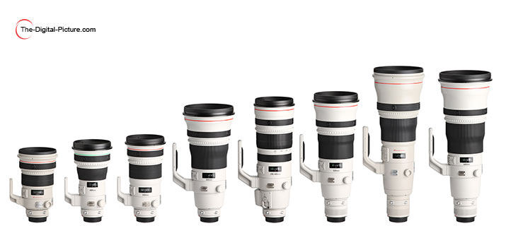 Canon Big White Lens Family Picture Spring 2015 without Hoods Post Resolution