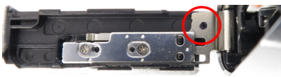 Canon PowerShot ELPH 135 Inside Battery Cover.png