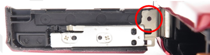 Canon PowerShot ELPH 140 IS Inside Battery Cover.png