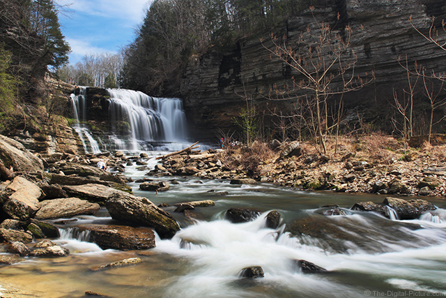 Cummins Falls Jackson County Tennessee Easter Sunday 2015