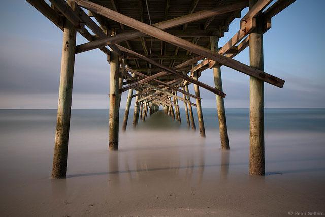 Oak Island Pier July 19 2015 640