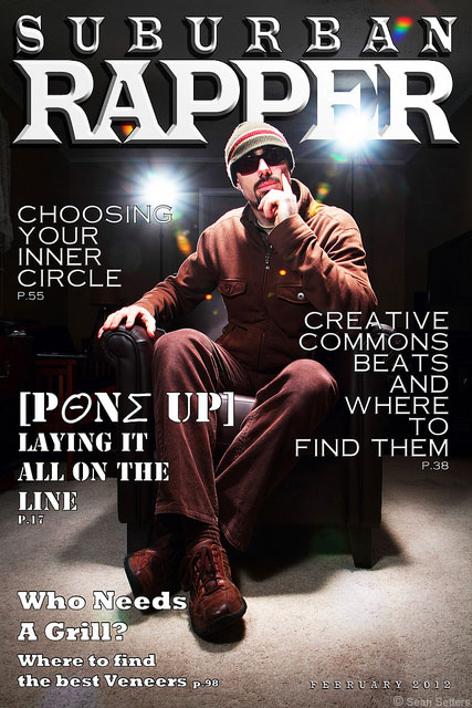 Suburban Rapper Magazine February 2012 by Sean Setters