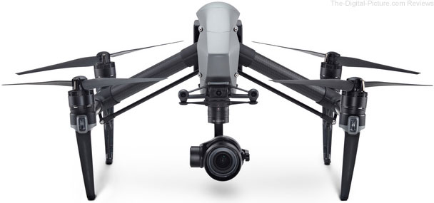 DJI Inspire 2 Quadcopter with Camera