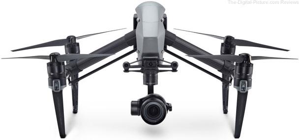 DJI Inspire 2 Quadcopter with Camera