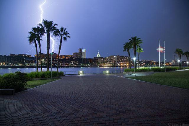 River Street Lightning Bolt Miops Trigger