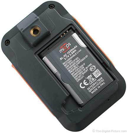 Miops Camera Trigger Li-Ion Battery