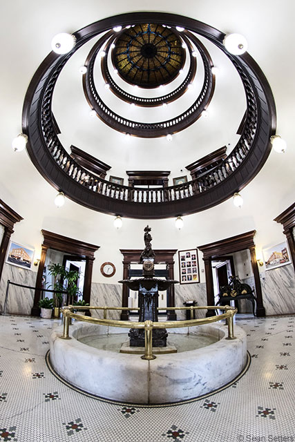 Savannah City Hall Interior