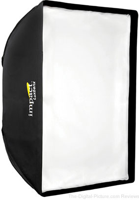 Impact Luxbanx Large Rectangular Softbox 36 x 48in