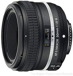 Nikon AF S Nikkor 50mm f 1.8G SE Lens