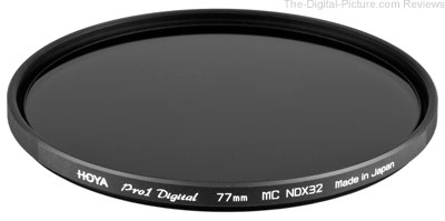 HOYA PRO1 Digital ND32 Neutral Density Filter