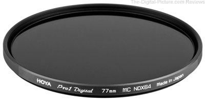 HOYA PRO1 Digital ND64 Neutral Density Filter