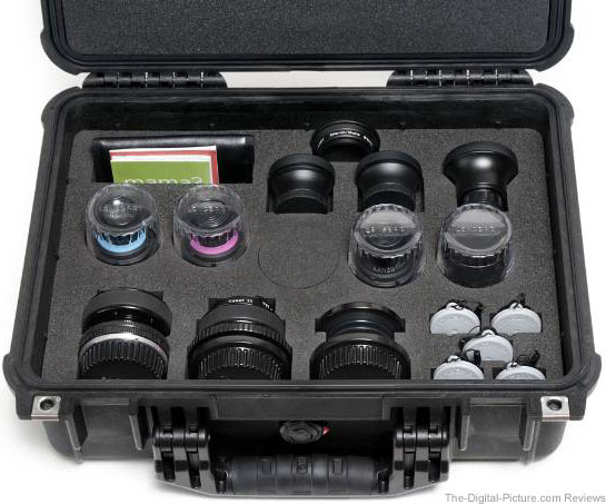 Lensbaby Movie Makers Kit In Case