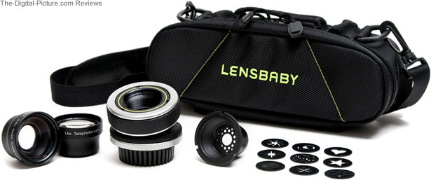 Lensbaby Portrait Kit