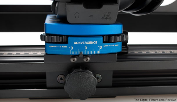 Redrock Micro micro3D Stereoscopic Rig Adjustments