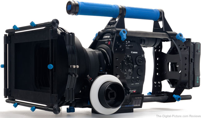 Redrock Micro ultraCage for Canon EOS C300