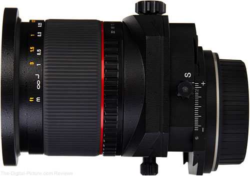 Samyang T-S 24mm 1:3.5 ED AS UMC Tilt-Shift Lens - 4