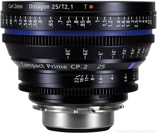 Zeiss 15mm Compact Prime Lens