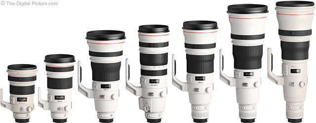 Canon Big White Lenses Spring 2013 Family Picture