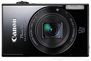 Canon PowerShot ELPH 530 HS Digital Camera - $140.00 Shipped (Reg. at $259.00)