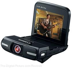 Canon Announces VIXIA Mini Compact Personal Camcorder