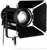 Fotodiox Pro DY-200 Fresnel LED Light