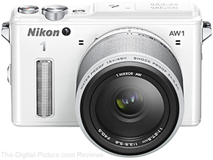 Nikon 1 AW1 Waterproof Mirrorless Camera
