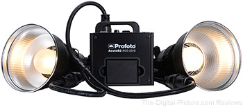 Profoto Announces AcuteB Two-head Split Cable