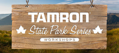 Tamron State Park Photography Workshop Series
