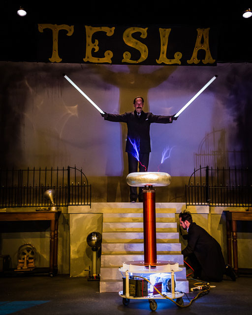 My Most Challenging Shot: Tesla Coil in Action