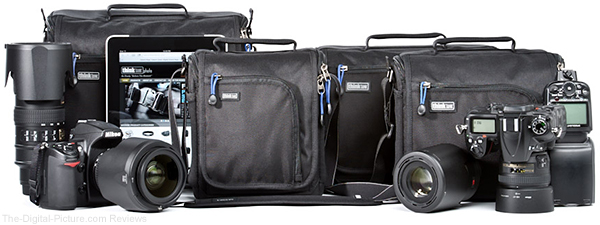Save 25% on Think Tank Photo CityWalker and Sub Urban Disguise Bags