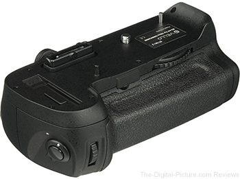 Vello Battery Grip for Nikon D800