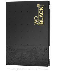 Western Digital Black2 SSD+HDD Dual Drive