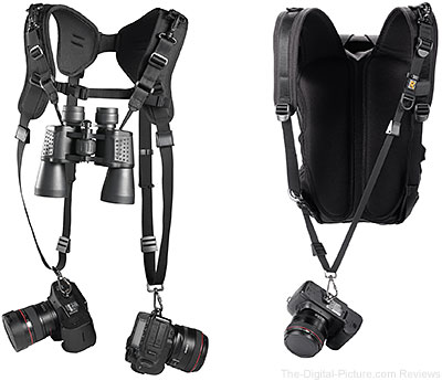 BlackRapid Binocular and Backpack Straps