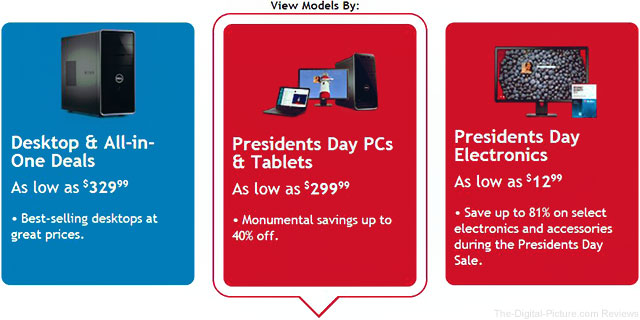 Save Up To 40% During Dell's Presidents' Day Sale