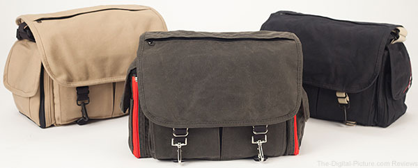Domke Unveils Next Generation Camera Bags