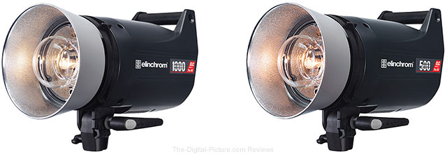 Elinchrom ELC Pro-HD Flash Heads