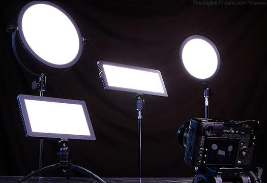 Fotodiox Flapjack LED Lights