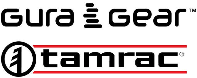 Gura Gear and Tamrac Logos