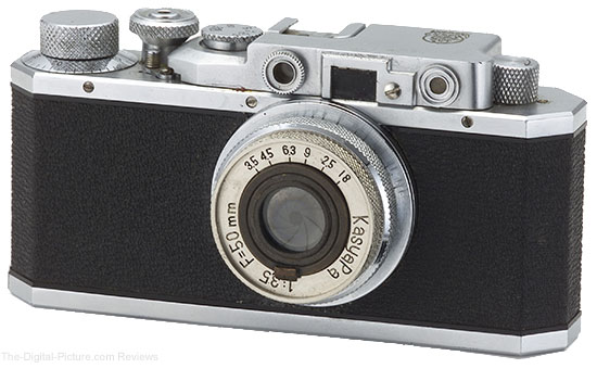 Canon Celebrates 80th Anniversary of First Camera