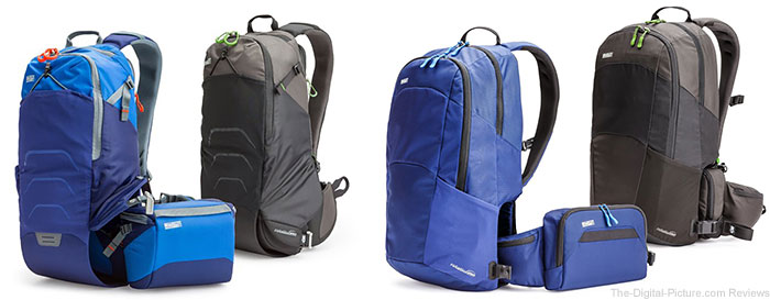 MindShift Gear Announces New rotation180° Trail and Travel Away Backpacks