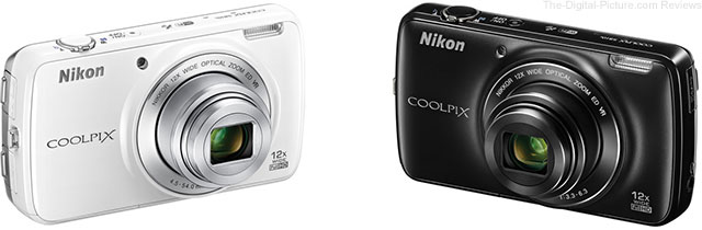 Nikon COOLPIX S810c Digital Cameras