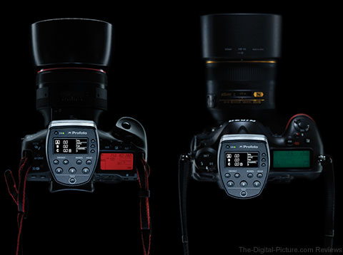 Profoto B1 Air Remote for Canon and Nikon